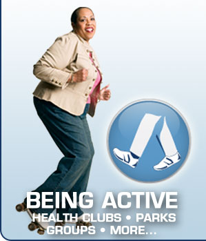 Diabetes Local | Being Active