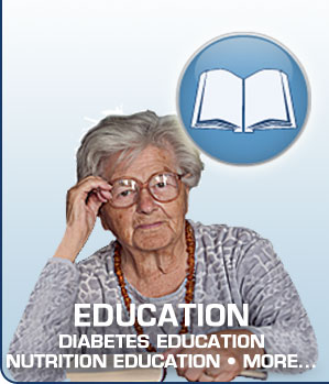 Diabetes Local | Education
